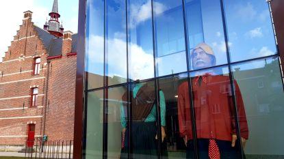 Reuzen Pier en Wanne krijgen permanente plek in de vitrine van Sincfalamuseum