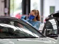 Stijging aantal nieuwe besmettingen: landelijk en in Brabant