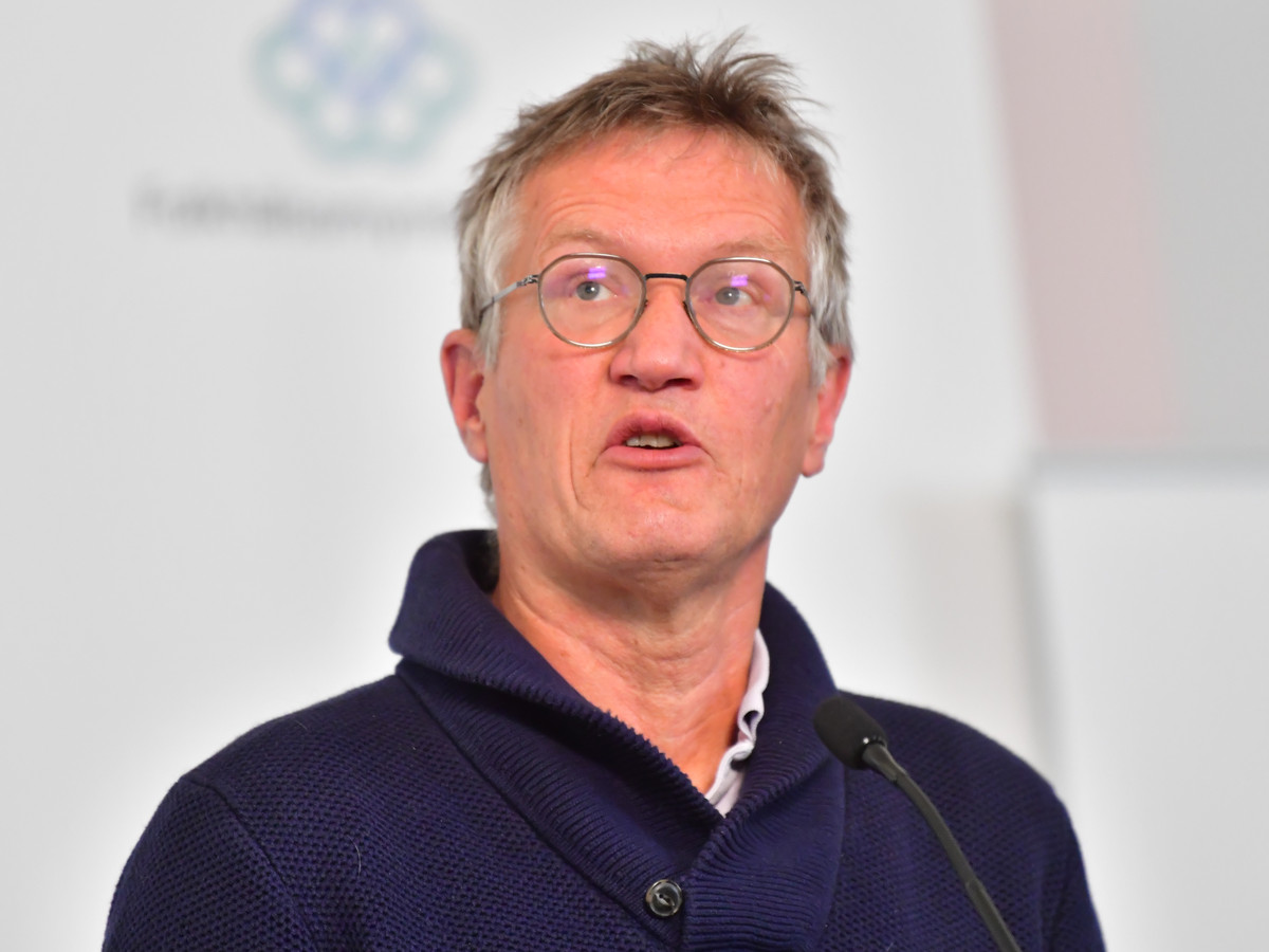Staatsepidemioloog Anders Tegnell.