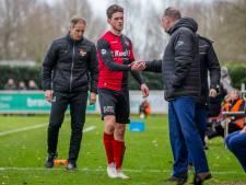 Janssen kan ondanks hersenschudding spelen bij De Treffers