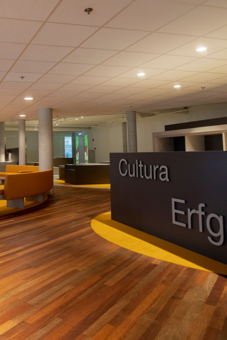 Cultura Erfgoed volgende maand open