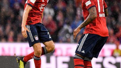 Bayern stelt pas in slot orde op zaken