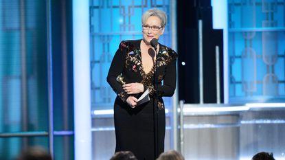 Donaties voor persvrijheid na speech Meryl Streep