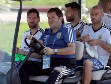 Messi is jarig, maar een feestje blijft uit