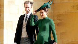 Pippa Middleton is bevallen van haar eerste kindje