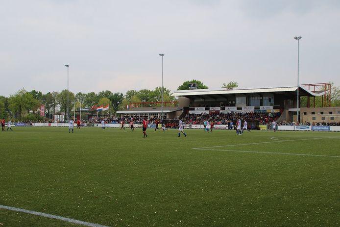 Sportpark De Leemkuilen van Best Vooruit.