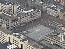 Drie plannen voor woontorens op Stadhuisplein in Eindhoven