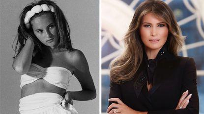 Het mysterieuze leven van Melania Trump: van lingeriemodel tot first lady en onderwerp van complottheorieën