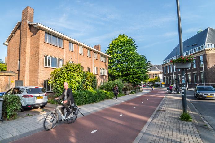 woonblok Michiel de Ruyterweg 33-39 Delft