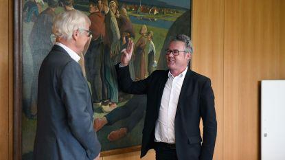 Kris Leaerts legt eed af als burgemeester van Kampenhout