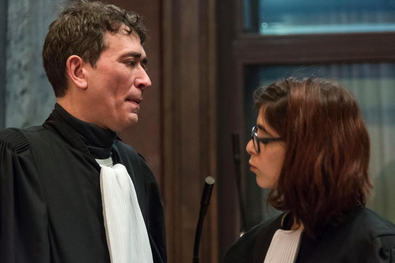 Me Sébastien Courtoy, avocat de Mehdi Nemmouche.