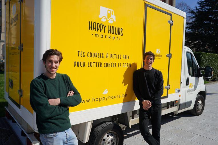 Happy Hours Market.