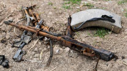 Terroristen zijn weg, maar hun bommengordels blijven doden maken