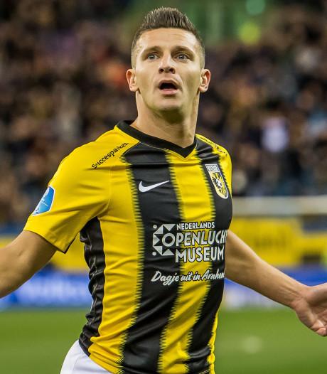 Vitesse-topscorer Linssen is 'de Romario van de Lage Landen'