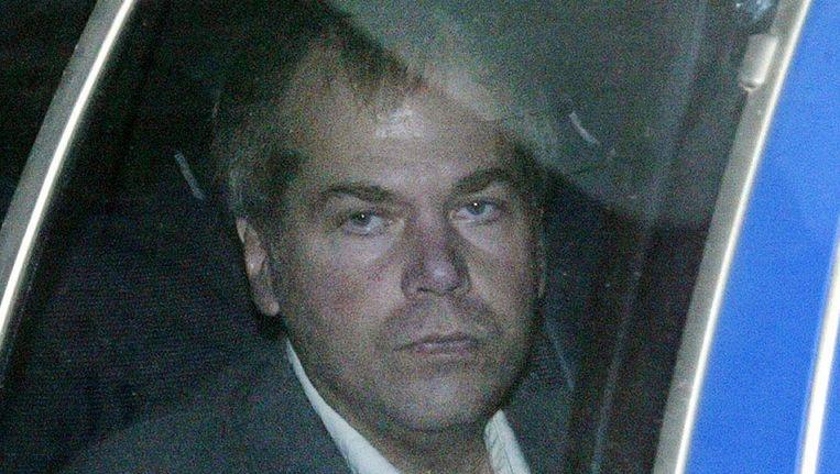 John Hinckley in 2003. Beeld ap