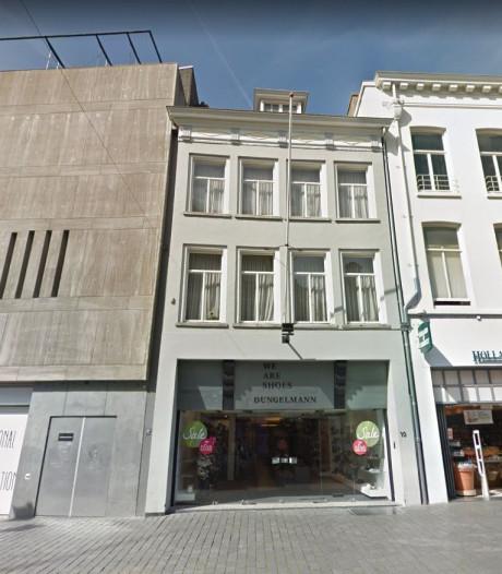 Schoenketen Dungelmann, met vestiging en hoofdkantoor aan Pensmarkt Den Bosch, failliet