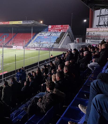 FC Den Bosch zet bijna alle stewards aan de kant na 'falen' in duel met Fortuna