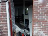 Politie neemt explosie Urk hoog op: speciaal team maakt 3D-scan van ravage in woning