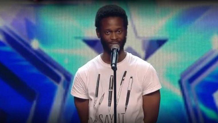 César Brandon Ndjocu Beeld César Brandon Ndjocu