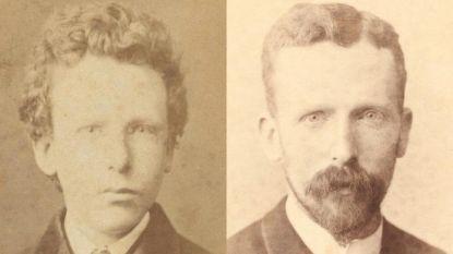 Beroemde portretfoto van Vincent van Gogh blijkt zijn broer Theo