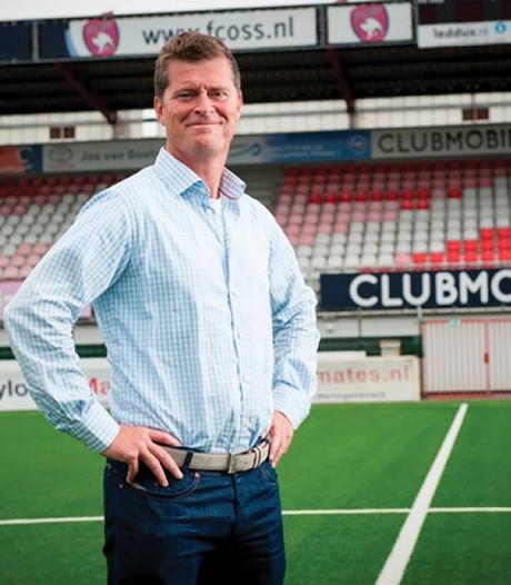 Verdediger Grotenberg tekent contract bij FC Oss