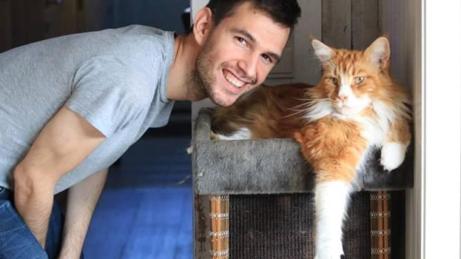 G-hockeyspeler Gertjan Nelen stort zich op nieuwe hobby: Instagramaccount van katten heeft al 36.500 volgers