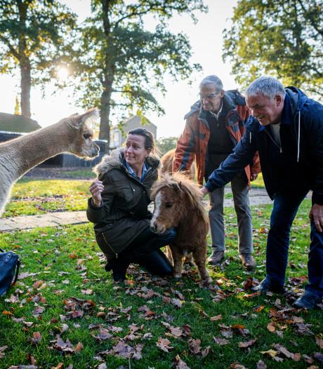 Beheerder en werkgroep Borns dierenparkje willen cameratoezicht