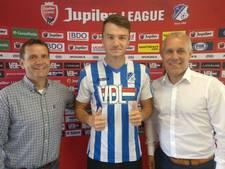 FC Eindhoven huurt 18-jarig talent van Club Brugge