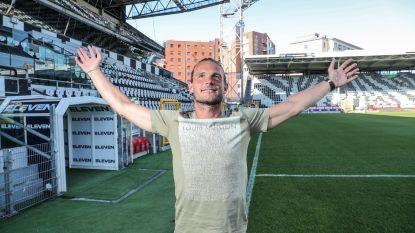 """Guillaume Gillet beleeft op zijn 36ste hoogdagen bij Charleroi: """"Het Atlético van België? Niet slecht, toch?"""""""