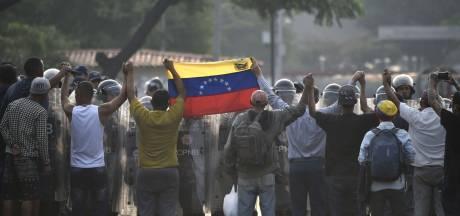 Schermutselingen op grens tussen Venezuela en Colombia