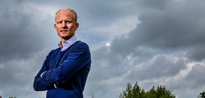 Arjan Veurink, assistent-bondscoach van de Oranje Leeuwinnen.