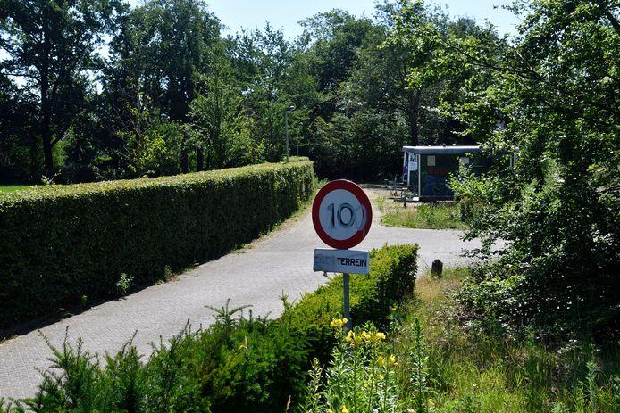 De woningen moeten komen op de plek waar tot 2010 de rietgedekte boerderij van Eemfors stond.