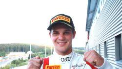 Dries Vanthoor pakt pole in 24 Uur van Spa-Francorchamps