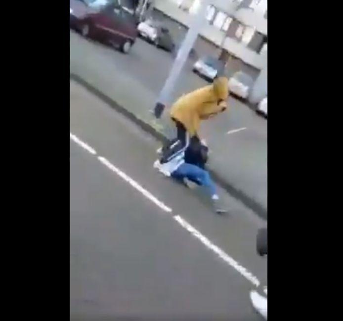 Mishandeling van meisje (13) in Eindhoven op schoolplein Woensel