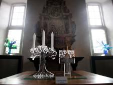 Achttien vrouwen veroveren kasteel Cannenburch