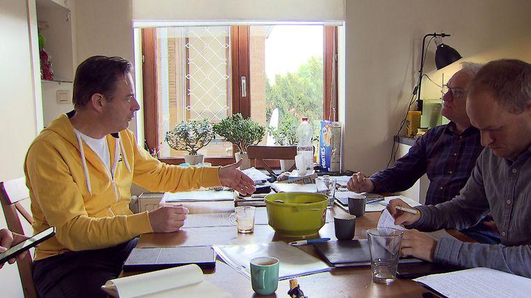 Bart De Wever (N-VA) in Jambers in de politiek