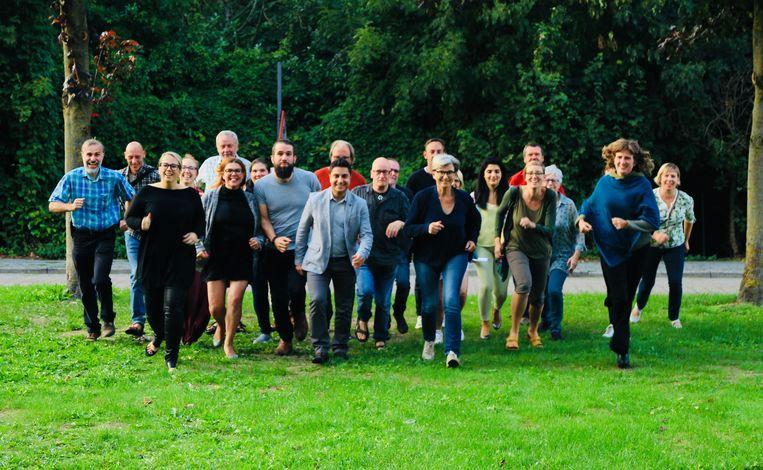 Kandidaten die opkomen voor Groen in Hamme.
