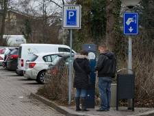 Geld niet welkom in parkeerautomaten Geldermalsen