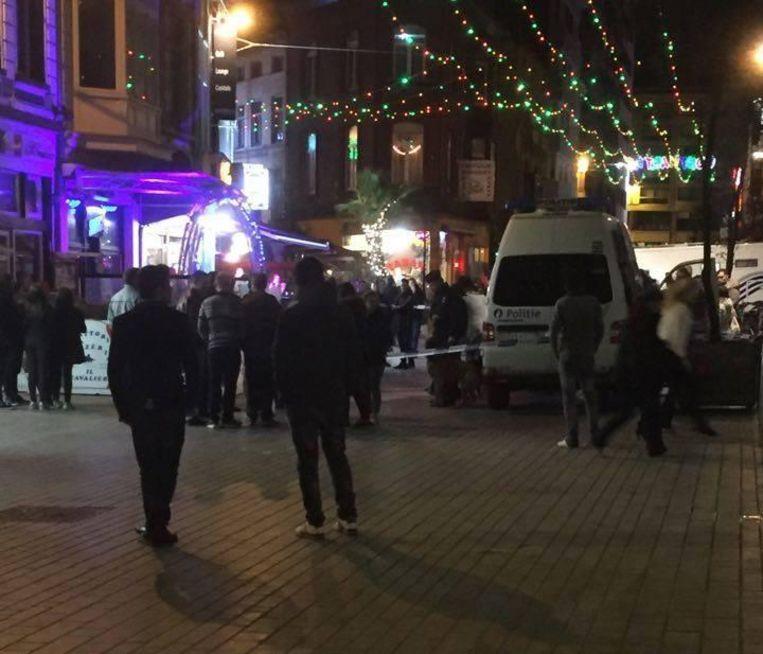 Archieffoto ter illustratie. De politie moet tussenkomen in de Langestraat in Oostende.