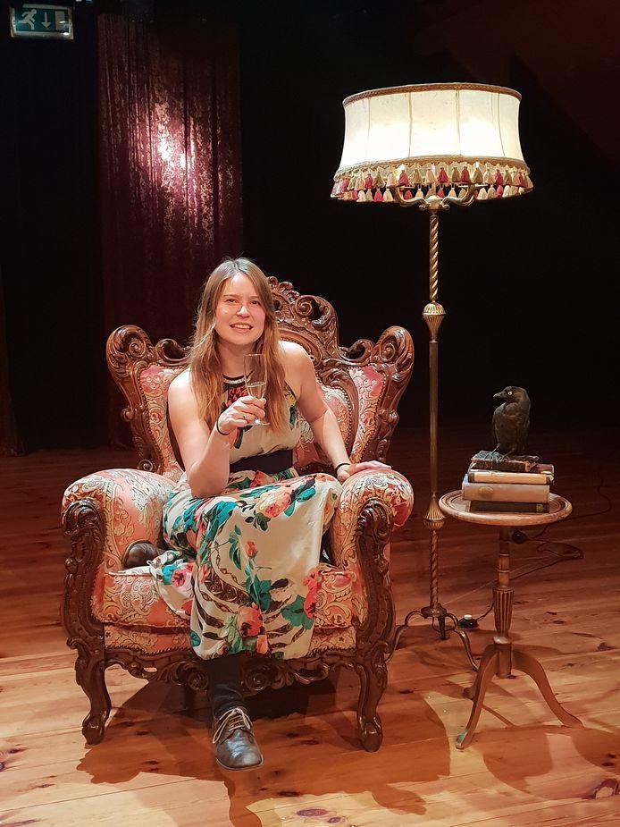 Het optreden van Iris Penning verhuist van De Steenakker in Haps naar Roepaen in Ottersum, dat publiek wel coronaproof kan ontvangen.