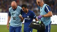 Pedro (Chelsea) heeft meerdere breukjes in aangezicht na botsing met Ospina