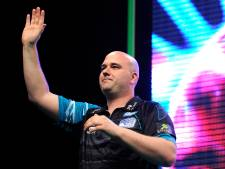 Cross dicht bij halve finales Premier League Darts