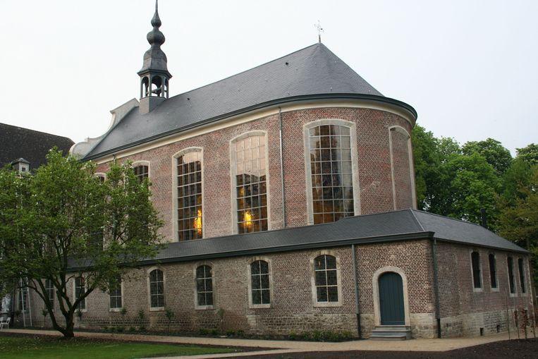 De Sint-Rochuskapel van Mariadal