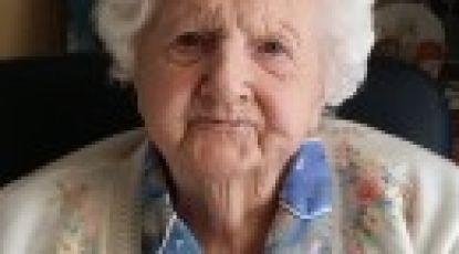 Eeuwelinge Maria Hennebel (101) overleden
