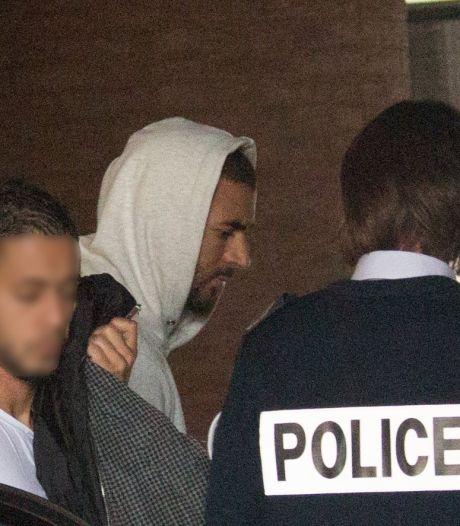Chantage à la sextape: Benzema renvoyé en correctionnelle