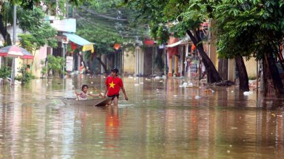 Twaalf doden bij hevige regen en overstromingen in Vietnam