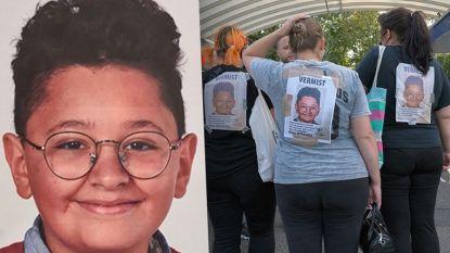 """Familie Ilias (12) roept op tot grootschalige zoekactie zondagmiddag: """"Hij kan overal in België zitten, dus moeten we ook overal zoeken"""""""
