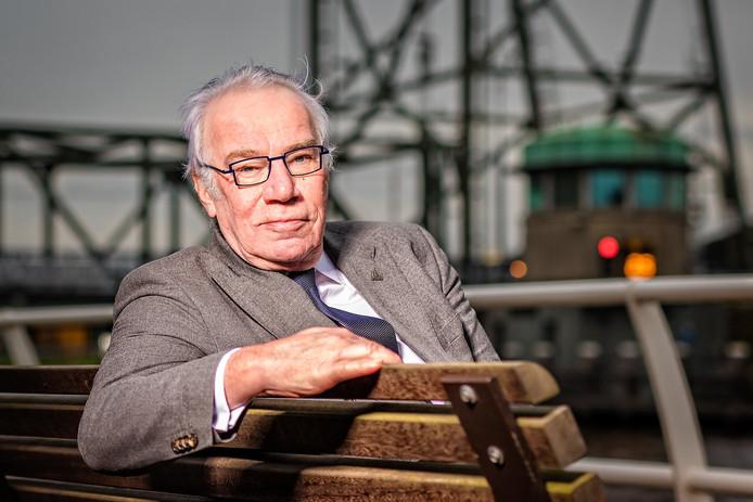 Waddinxveens oud-burgemeester Bert Cremers (archieffoto).