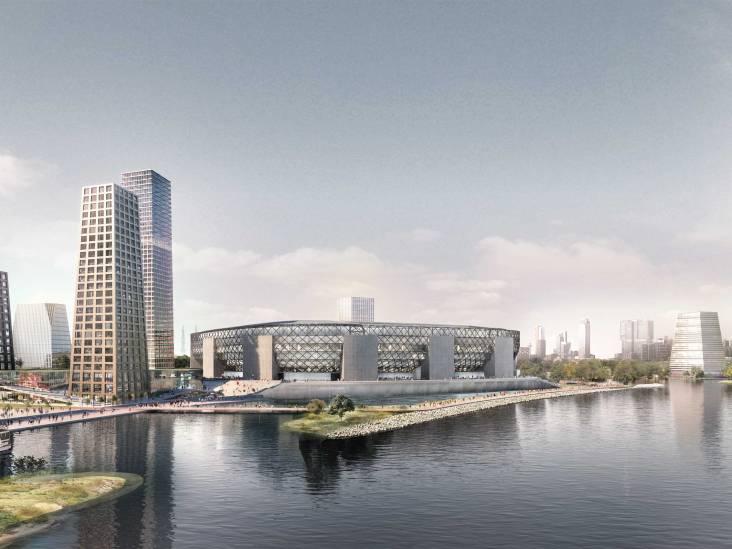 Brede steun voor Feyenoord City in Rotterdamse gemeenteraad, maar er zijn ook zorgen