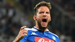 Waanzin in Firenze! Napoli wint spektakelstuk, Dries Mertens scoort prachtgoal en lokt (omstreden) penalty uit